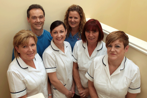 Bryan Duggan Dentists Staff- Phototograph
