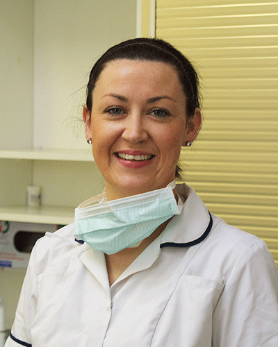 Evelyn Nurse Bryan Duggan Dental Practice Finglas